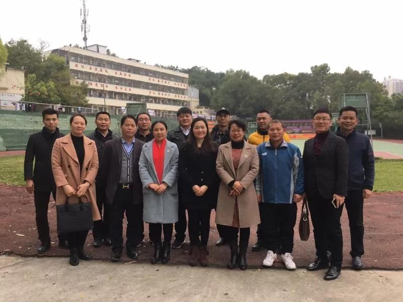简讯:南宁市兴宁区政协委第三调研小组委员来我校开展调研活动
